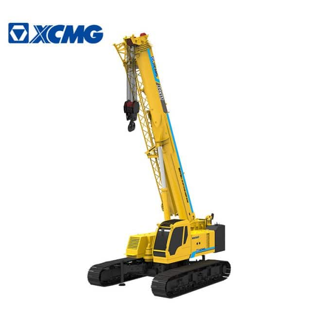 XCMG Official Hoist Equipment 55 ton telescopic crawler crane XGC55T crane crawler price