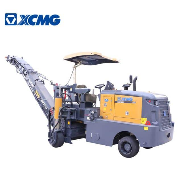 XCMG Official 1m cold milling machine XM1003 road milling machine cold price