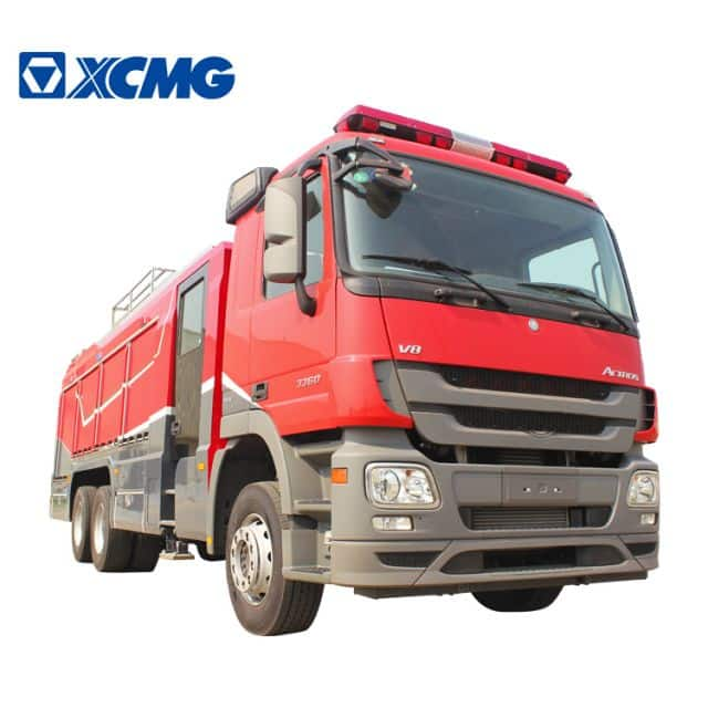 XCMG Official Foam Fire Truck AP80 for sale