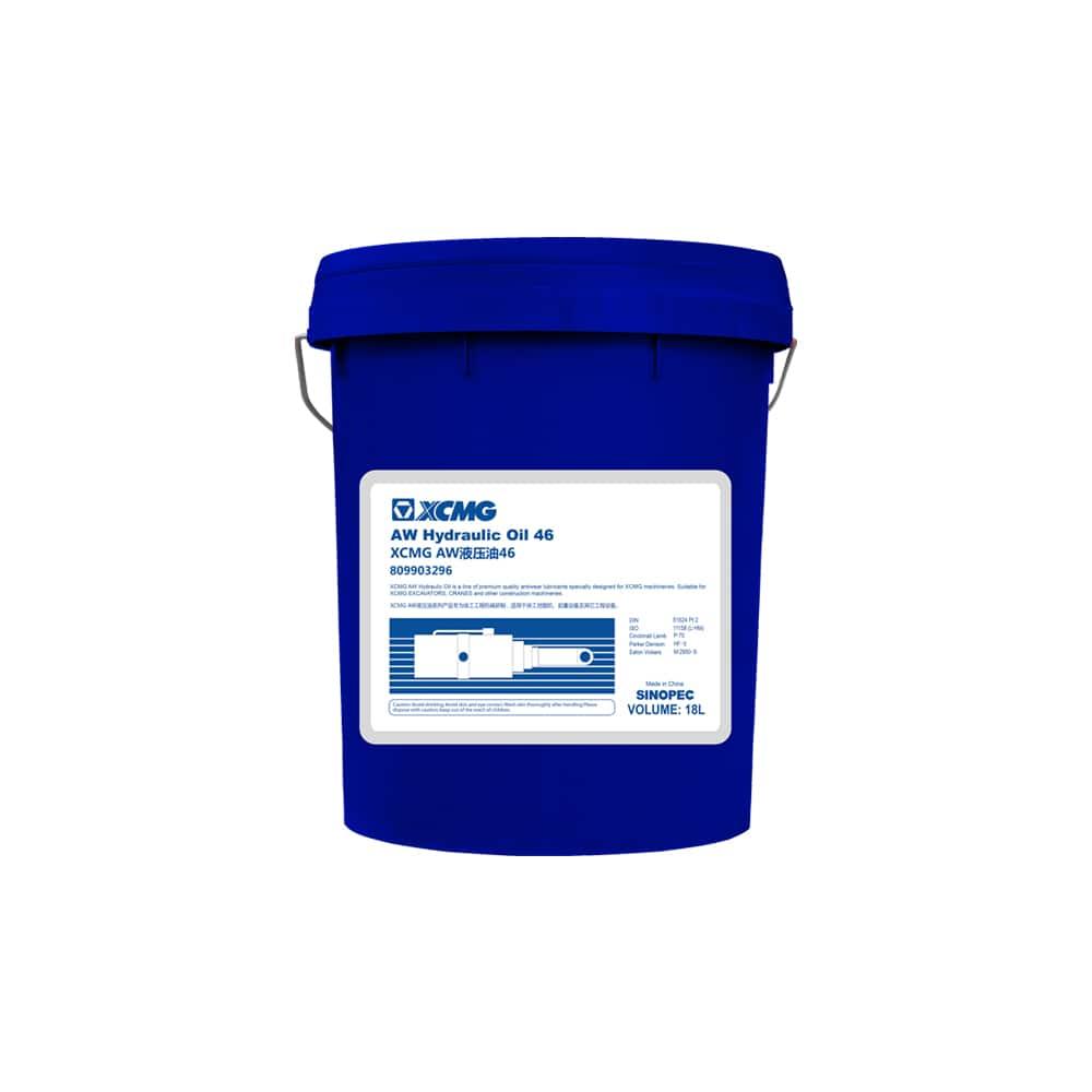 XCMG AW Hydraulic Oil 46 18L