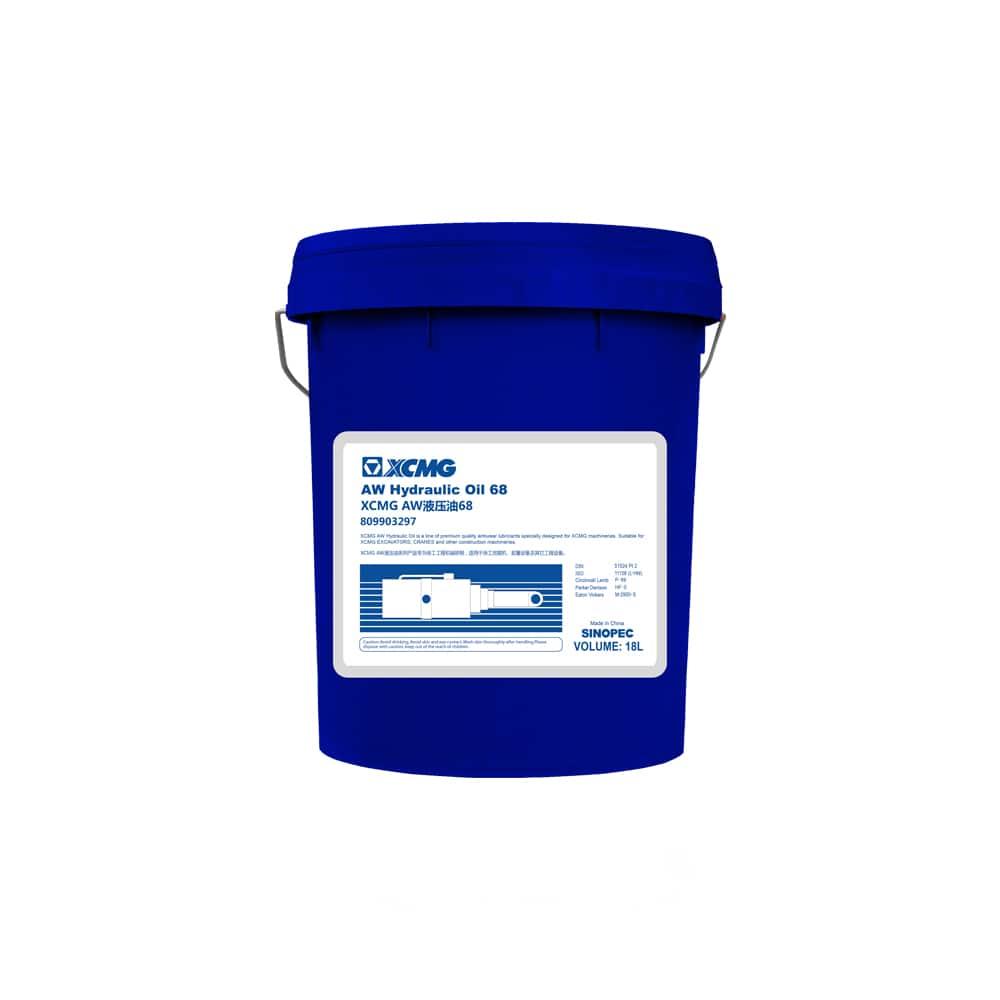 XCMG AW Hydraulic Oil 68 18L
