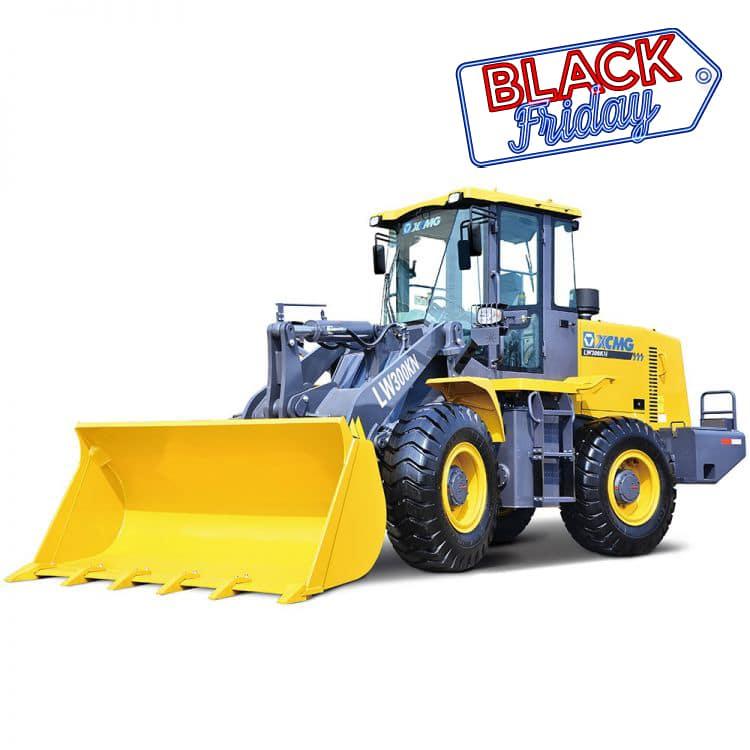 <2019 Black Friday> XCMG Official LW300KN Wheel Loader for sale