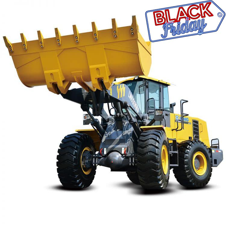 <2019 Black Friday> XCMG Official LW600KN Wheel Loader for sale