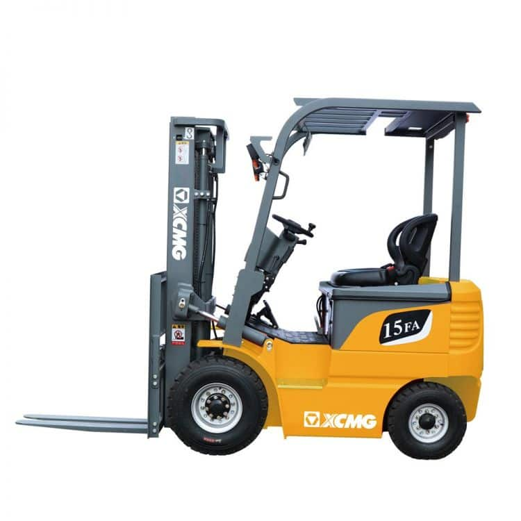 XCMG Official CPD15FA Electric Forklift for sale