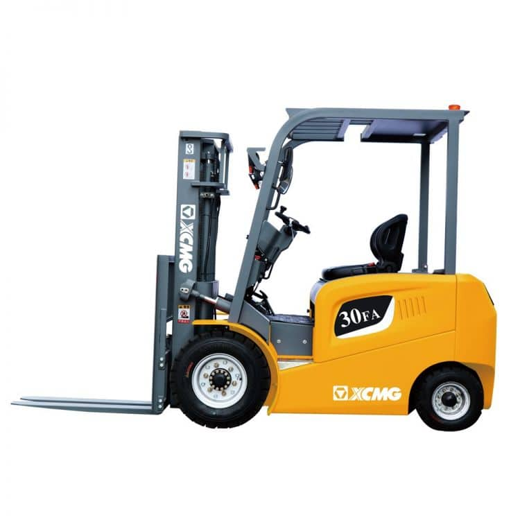 XCMG Official CPD30FA Electric Forklift for sale