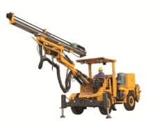 XCMG Official Manufacturer Tunneling drill jambo CYTJ45 for sale