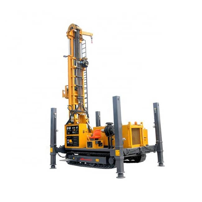 XCMG Official Manufacturer  Water Well Drilling Rig XSL7/350 for sale