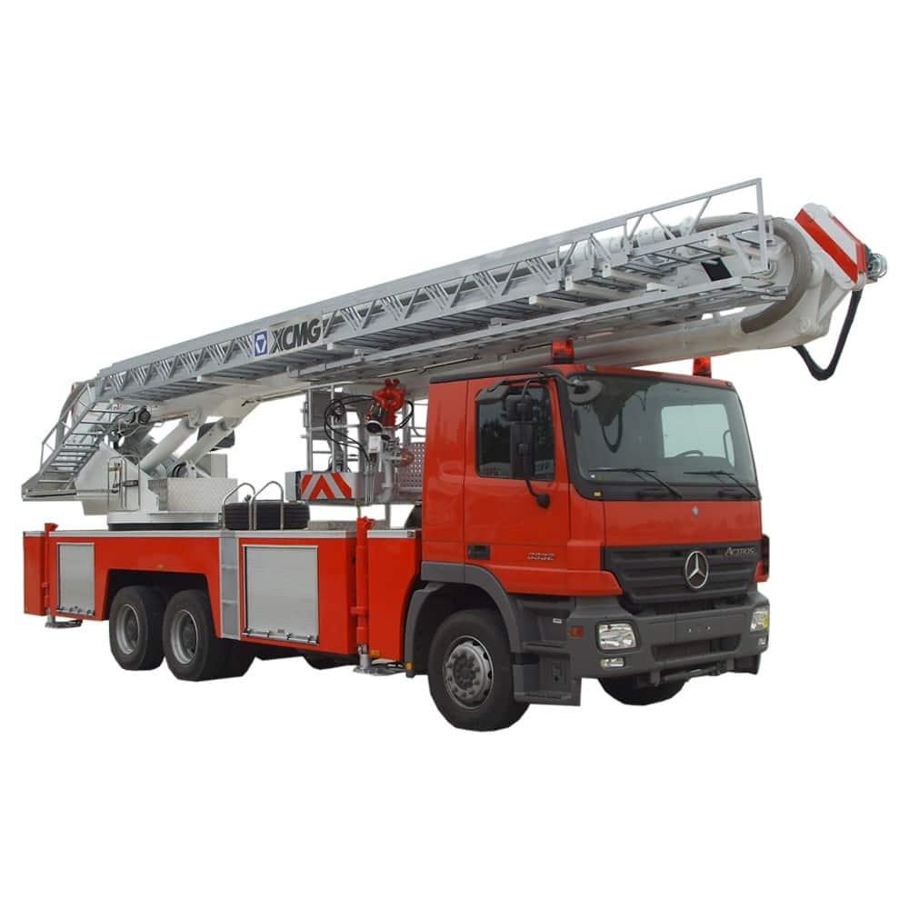XCMG Official 40m Elevating Aerial Work Platform Fire Truck DG40C for sale