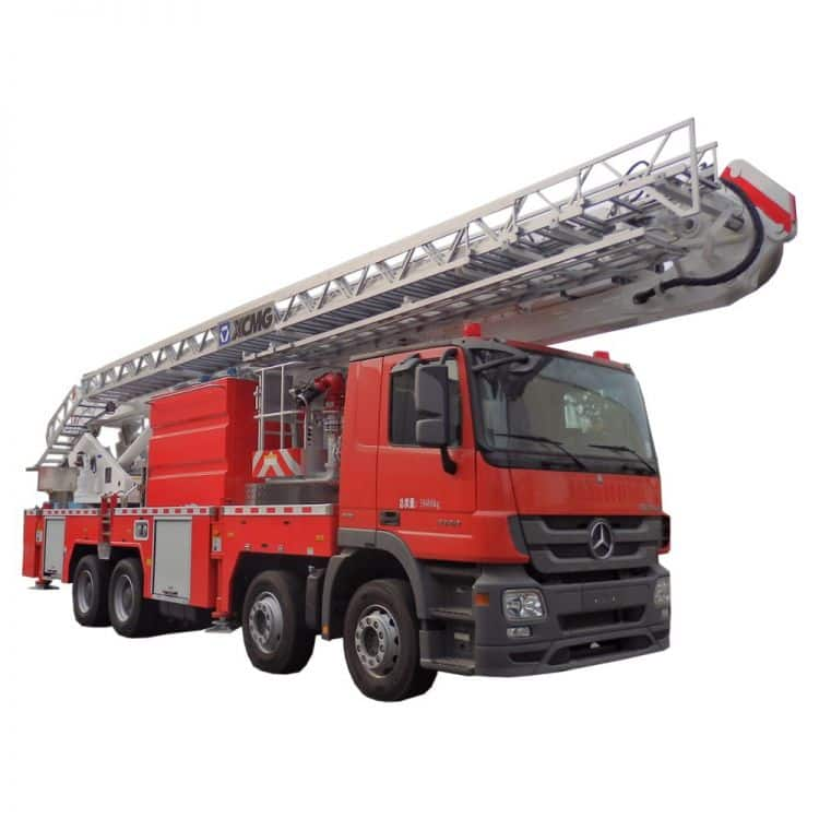 XCMG Official 42m Elevating Aerial Work Platform Fire Truck DG42C1 for sale