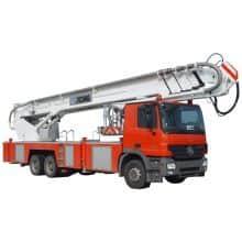 XCMG Official 53m Elevating Aerial Work Platform Fire Truck DG53C for sale