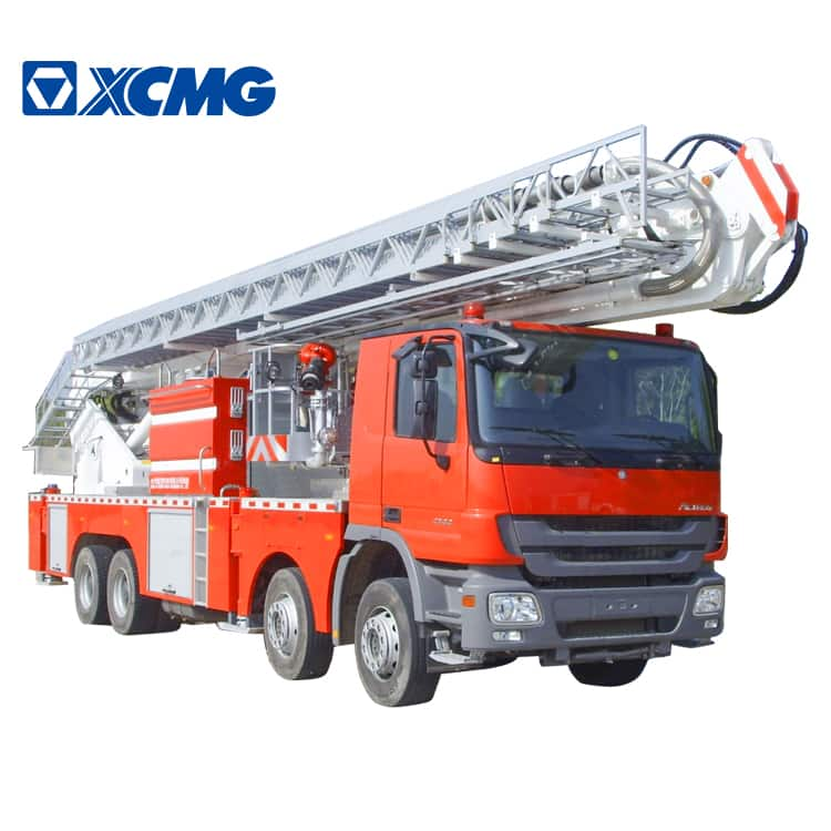 XCMG Official 54m Elevating Aerial Work Platform Fire Truck DG54C for sale