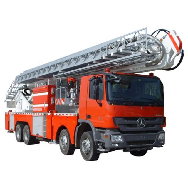XCMG Official 54m Elevating Aerial Work Platform Fire Truck DG54C for sale