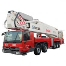 XCMG Official 68m Elevating Aerial Work Platform Fire Truck DG68 for sale