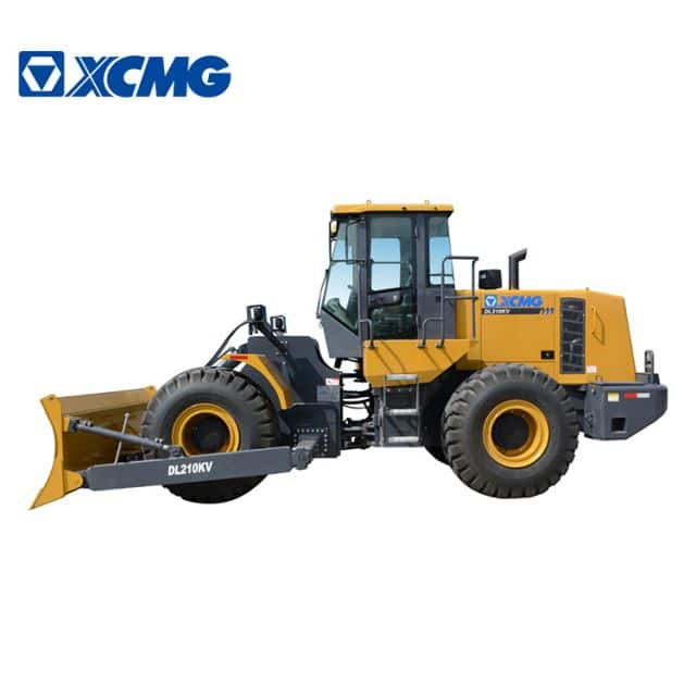 XCMG 16 ton mining wheel bulldozers dozer DL210KN with high quality