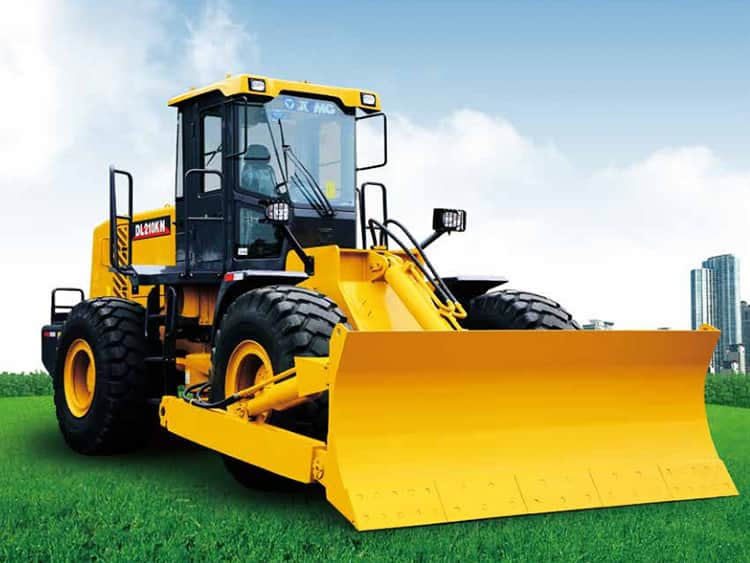 XCMG 16 ton mining wheel bulldozers dozer DL210KN with high quality