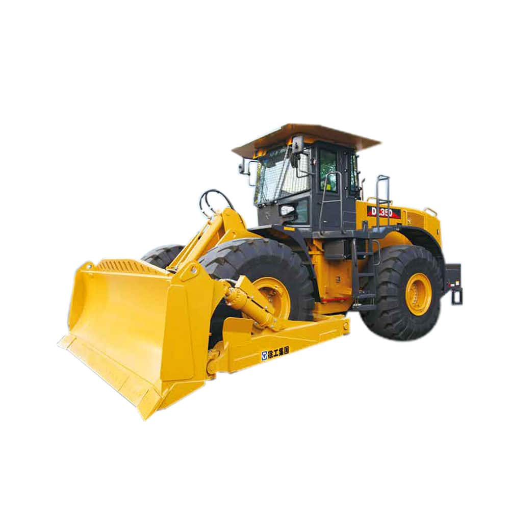 XCMG official manufacturer DL350 Wheel Bulldozer for sale