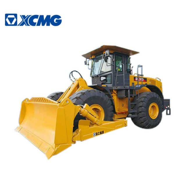 XCMG 350HP Bulldozers New Wheel Bulldozer Machine DL350 With Cummins Engine Prices