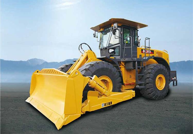 XCMG New Small Wheel Dozer Bulldozer Tractor DL350 Price
