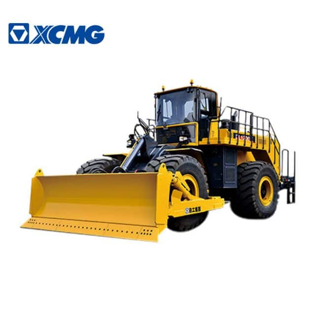 XCMG Official DL560 China Made Brand New 350HP Wheel Bulldozer for Sale