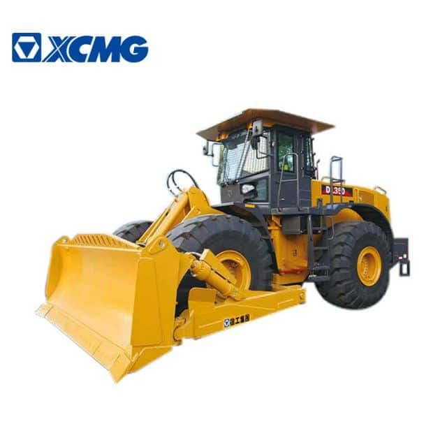 XCMG New Small Wheel Dozer Bulldozer Tractor DL350 Price