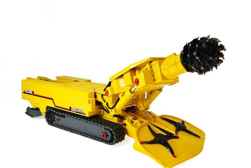 XCMG Boring Machine EBZ200 Model (1:50)
