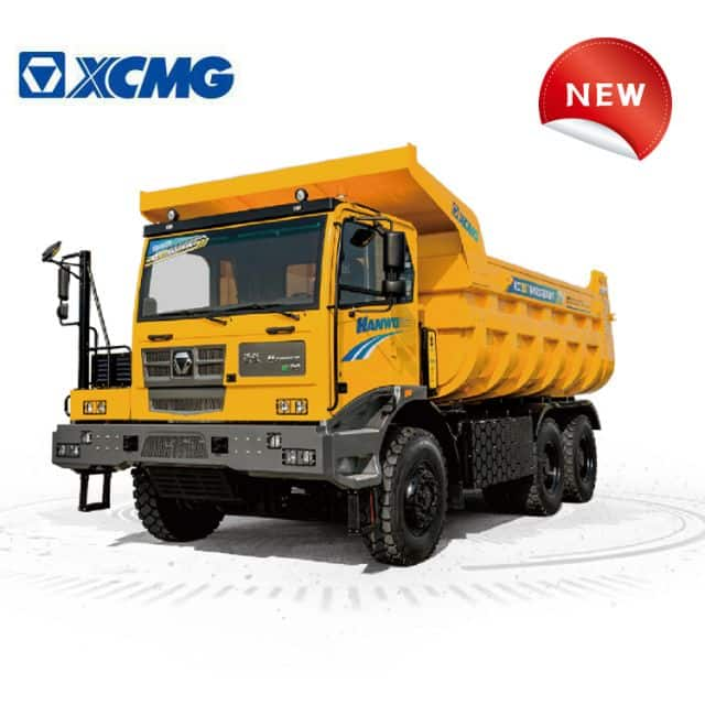 XCMG EDF531 6*4 90 ton pure electric mine dump truck