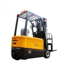 XCMG 1.5ton 4 wheel Electric Forklift FB15-AZ1 for sale