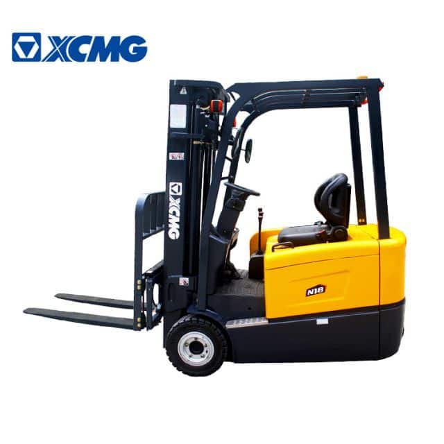 XCMG 1.5 Ton Electric Forklift 3 Wheel Mini Electric Fork Lift FBT16-AZ1 For Sale