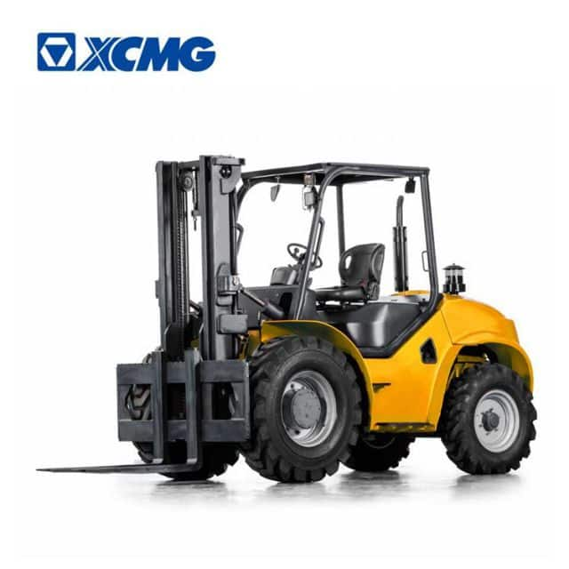 XCMG Diesel Forklift 2 Ton 2.5 Ton 3 Ton 3.5 T Forklift Truck 4x4 Fork Lift Trucks For Sale