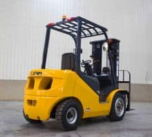 XCMG official manufacturer 3 ton diesel forklift FD30T china brand forklifts price