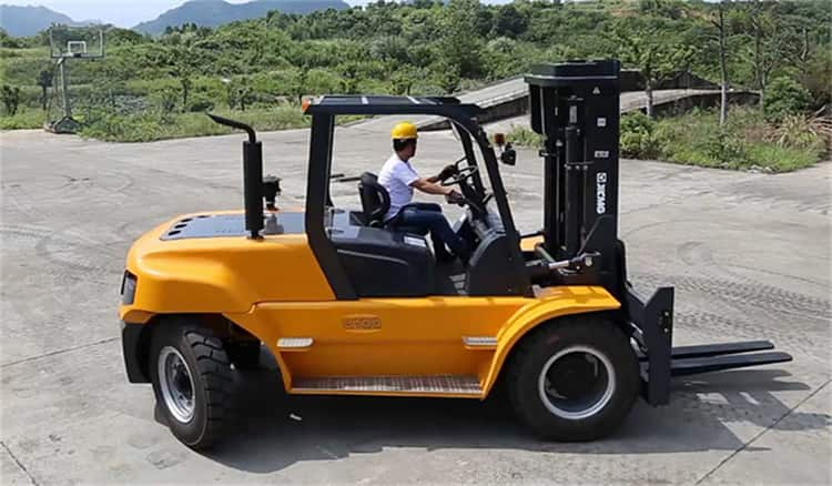 XCMG Official 5 ton 4x4 Forklift Truck FD45T China Forklifts Trucks For Sale