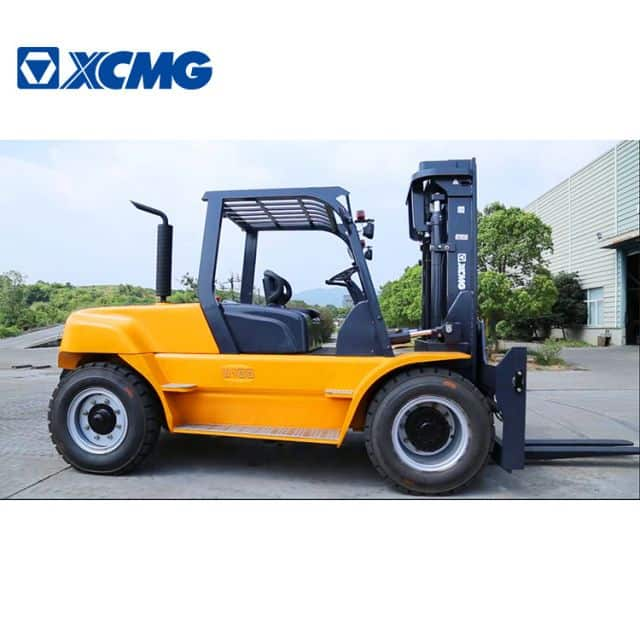 XCMG official 5ton fork lift truck FD50T China new mobile fork lift with attachments price