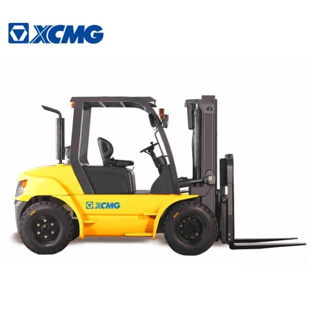 XCMG manufacturer 10 ton forklifts FD100T China diesel forklift truck machine with Japan Engine for sale