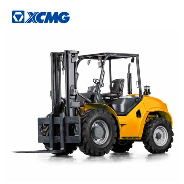 XCMG official 9 ton diesel forklift FD90T China new hydraulic diesel forklift truck machines price