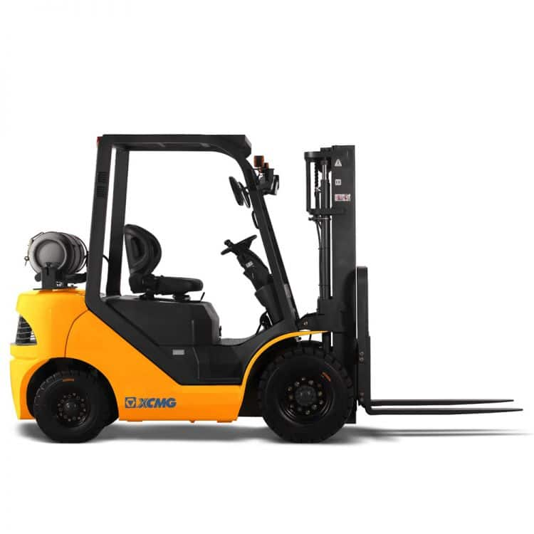 XCMG 2T Gasoline and LPG Forklift FGL20T NISSAN Engine