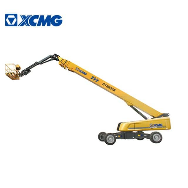 XCMG Brand GTBZ58S 60m Self Propelled Telescopic Lift Aerial Working Platform Price