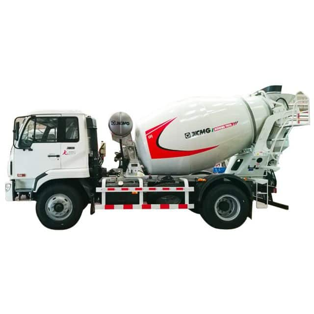 XCMG Official G04K Concrete Truck Mixer for sale