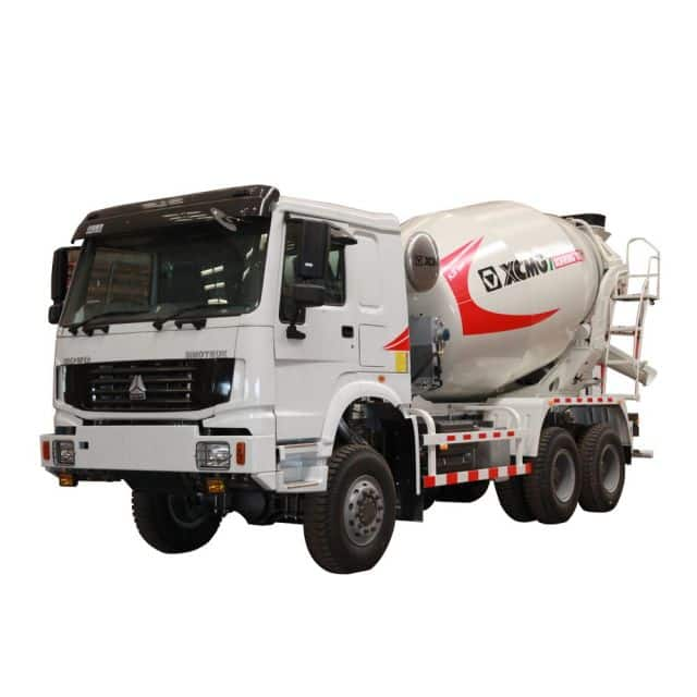 XCMG Official G08K Concrete Truck Mixer for sale
