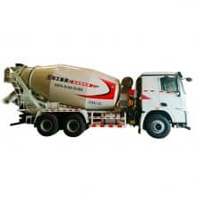 XCMG Official G10K Concrete Truck Mixer for sale