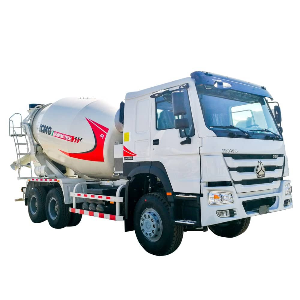 XCMG Official G12K Concrete Truck Mixer for sale