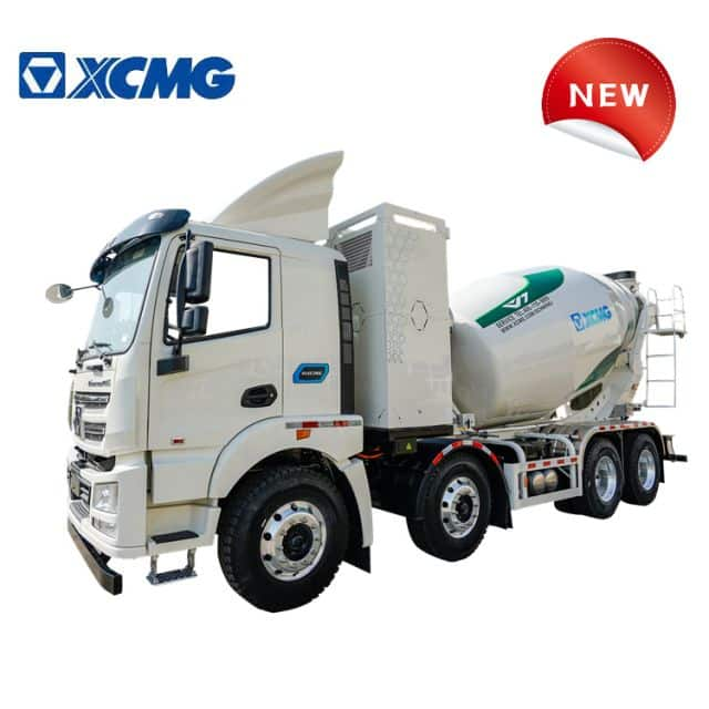 XCMG Schwing Electric Concrete Mixer Truck G4802D China New Mobile Concrete Mixer Truck