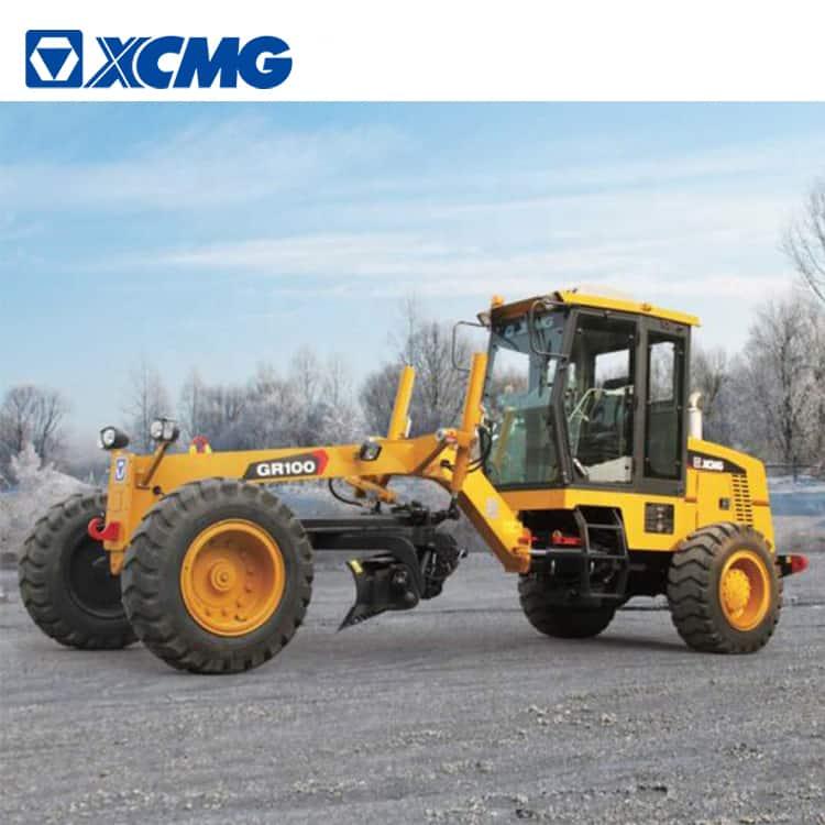 XCMG 102HP GR100 Chinese brand new mini road motor grader