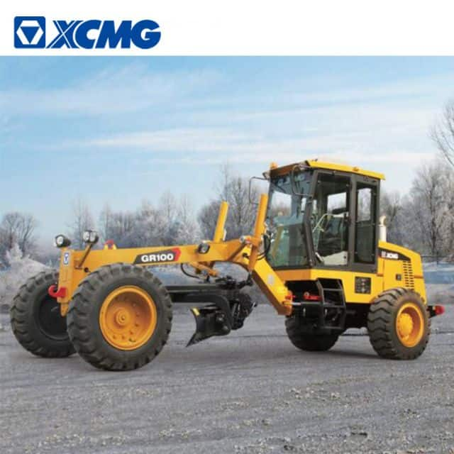 XCMG 102HP GR100 Chinese brand new mini road motor grader
