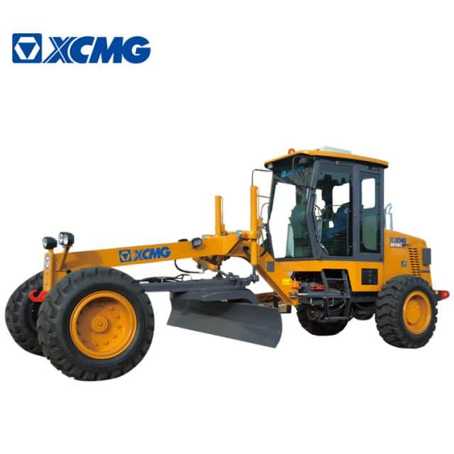 XCMG Official 100HP GR100 Motor Grader mini small Grader Motor road machine for sale