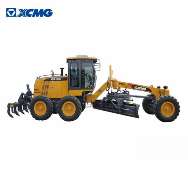 XCMG Official 135HP Motor Grader GR135 small motor grade for sale