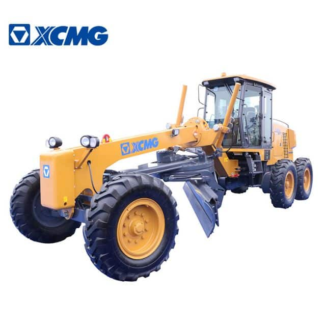 XCMG official 135HP grader motor machine GR135 for sale