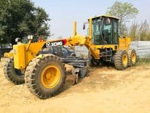 XCMG Official Tractor Grader GR1603 China Brand New Small Motor Grader for Sale