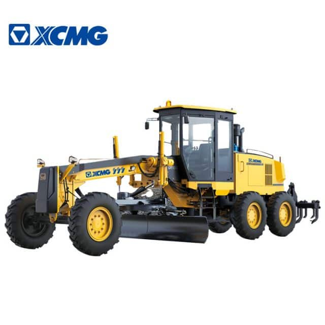 XCMG Motor Grader 160 HP Construction Machine GR1605 With Hydraulic Pump Price