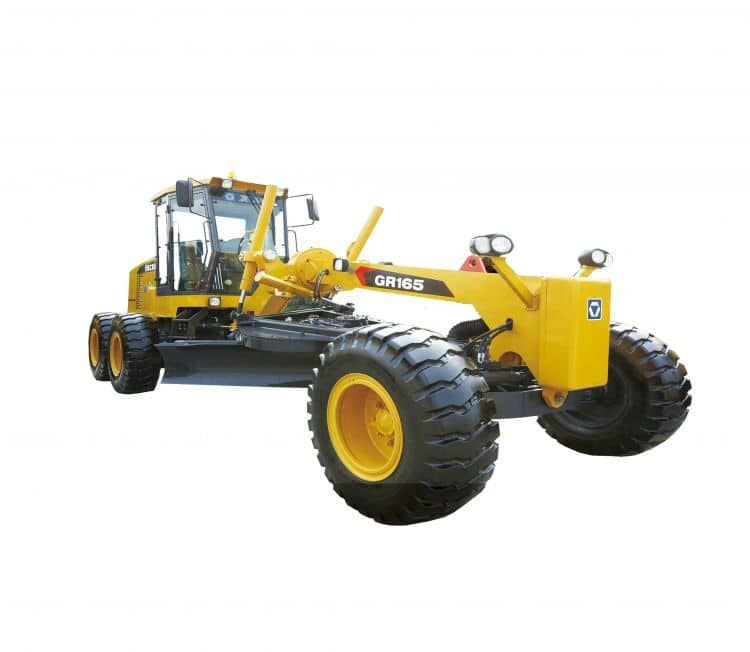 XCMG official manufacturer GR165 motor grader for sale