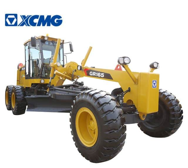 XCMG Brand 170hp RC Construct Road New Motor Graders Machine GR165 Price